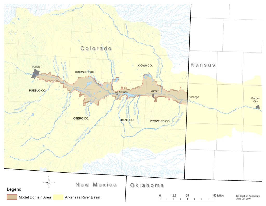 Arkansas River Compact Administration – Official website of ...